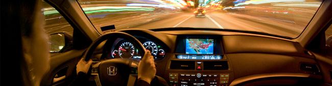 Gece sürüş teknikleri